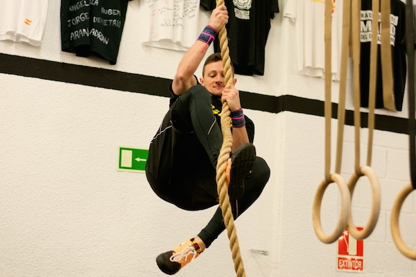 Tracius climb rope 2