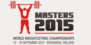 World Weightlifting Masters Championships 2015